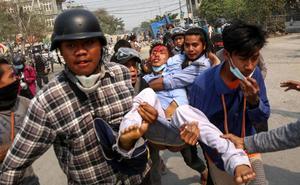 Condenan crimen de civiles por militares de Birmania, jefes de defensa de 12 países