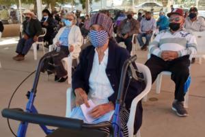 Extenderán tres días más la aplicación de vacunas en Los Mochis