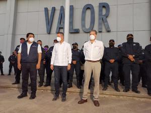 Termina paro de labores de policías estatales de Oaxaca
