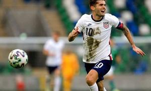 1-2. Estados Unidos vence a Irlanda del Norte con goles de Reyna y Pulisic