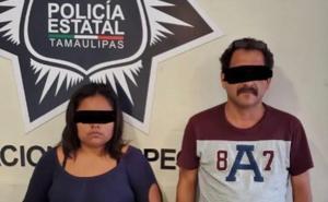 Aseguran más de 1 millón de dólares y detienen a dos en Tamaulipas