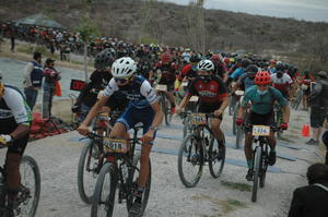 Realizan Serial Coahuila Norte