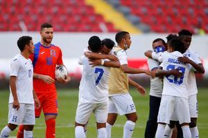 Honduras doblegó a Estados Unidos