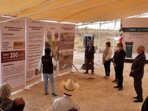 Al rescate del agua en Cuatro Ciénegas van MARS Y AMLO