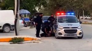 Ejercen acción penal contra 4 policías por muerte de mujer en Tulum
