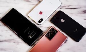 ¿Sabes cuales empresas de smartphone que dominan en México?