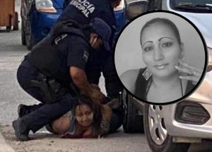 George Floyd y Victoria Salazar, similitudes de la brutalidad policiaca
