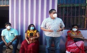 Morena designa a Héctor Yodo para disputar Juchitán