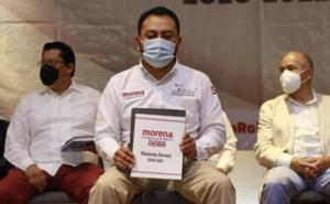 Nueve diputados de Oaxaca van por reelección arropados por Morena