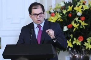 Fiscal general de Colombia viaja a EU para afianzar la cooperación judicial