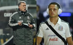 Gerardo Martino no descarta el regreso del 'Chicharito'