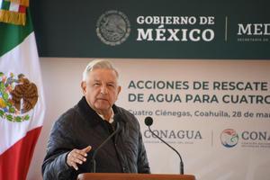 Ignora AMLO peticiones demejoramiento en la Región Centro