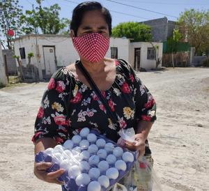 Venden  despensas a  100 pesos  a domicilio en San Benaventura