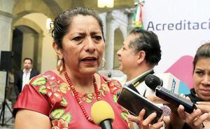 Gloria Sánchez acusa que encuesta de Morena fue 'sucia y amañada'