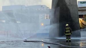 Reportan fuga de combustible en Ecatepec
