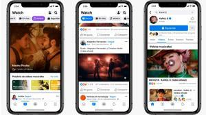 Facebook lanza sección de música en México
