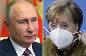 Macron y Merkel evalúan con Putin una posible colaboración sobre la Sputnik V