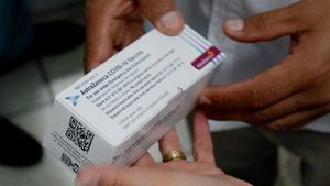 Llegan a Mazatlán más de 20 mil vacunas contra Covid-19