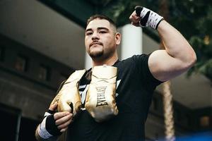 Me di cuenta que el boxeo no es un juego: Andy Ruiz