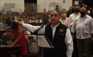 Congreso elige a Esteva como alcalde sustituto en Álvaro Obregón