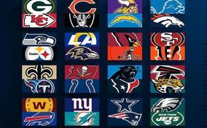 Temporada regular 2021 de la NFL tendrá 17 partidos oficiales