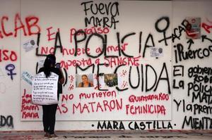 México otorga visas humanitarias a dos familiares de la salvadoreña asesinada