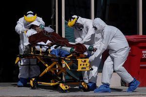 México suma 202 mil 633 muertes por COVID-19
