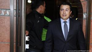 Condena contra hermano de presidente hondureño 'es injusta', dice su familia