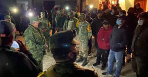 Entregan a familiares cuerpo de guatemalteco asesinado en retén del Ejército