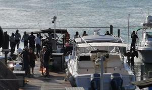 Se desploma taxi aéreo en zona turística de Cancún; reportan dos muertos