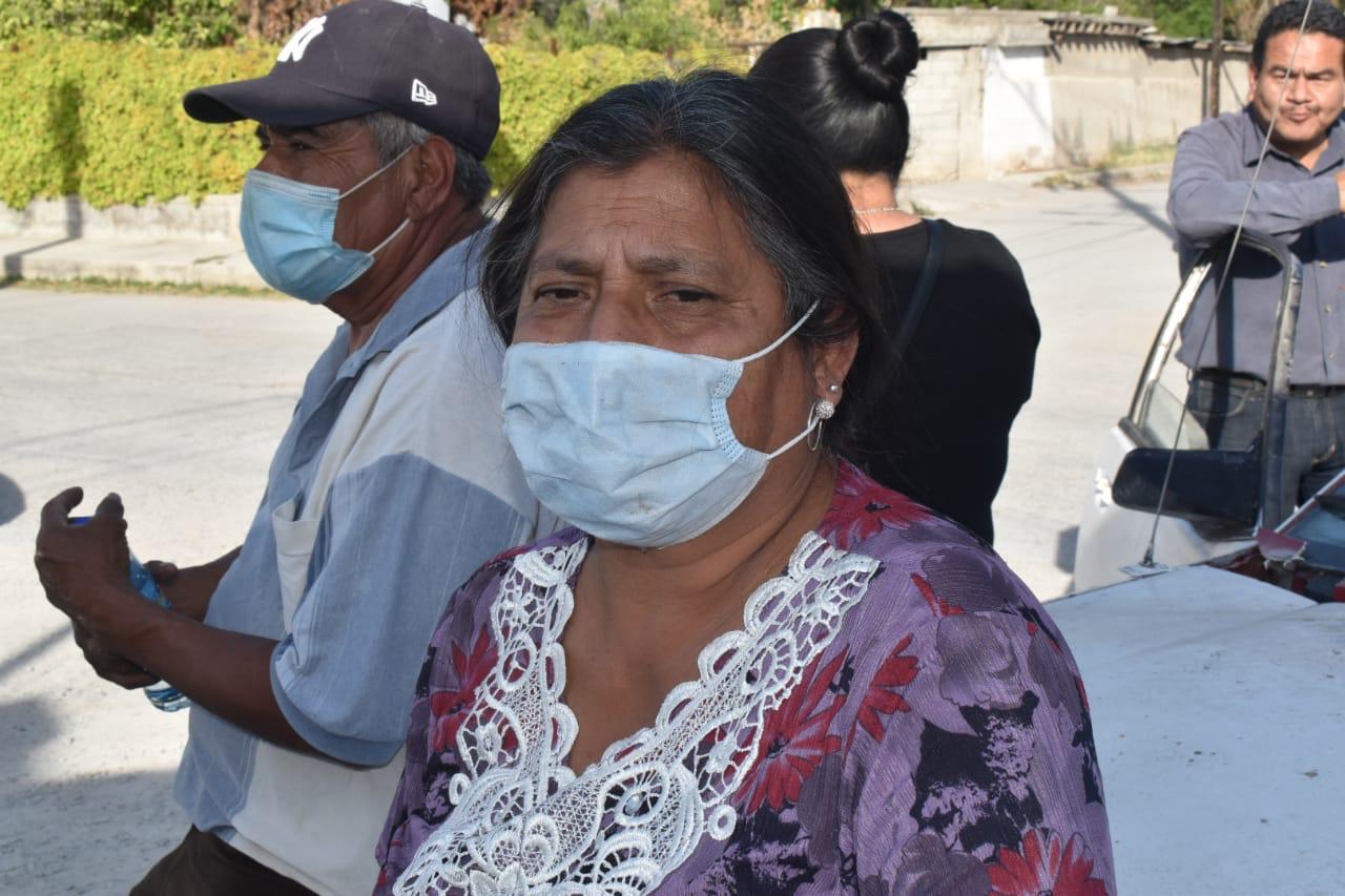 Les condicionan el votopor despensas: Morena