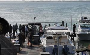 Mueren 2 tras caída de aeronave en zona turística de Cancún