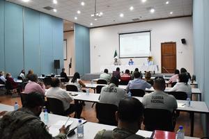 Destaca Subcomité de Salud control de pandemia en la Región Centro