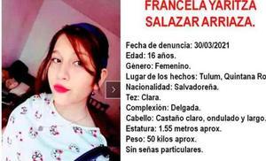 Fue hallada hija de Victoria Salazar: Presidente de El Salvador