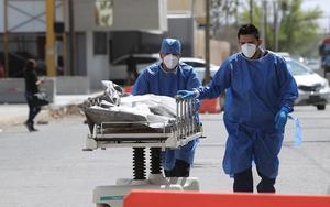 México acumula 203 mil 210 muertes por COVID-19