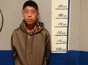 Detienen a joven drogándose en Monclova