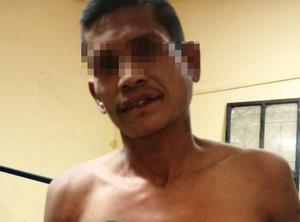 Lo atrapan intentando robar en un domicilio en Monclova