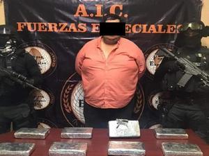 Cae hijo de ex alcalde de Zaragoza con droga