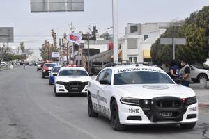 Arrancan autoridades operativode Semana Santa en Monclova