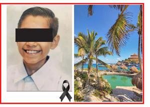 Muere menor de 13 años en parque de Xcaret