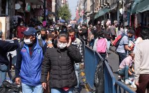 Coahuila registra 6 muertes y 57 casos nuevos de COVID-19
