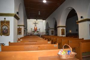 Candela sí tendrá su tradicional viacrucis