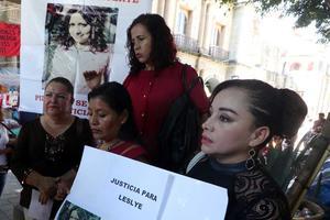 Detienen por presunto feminicidio a hijo de exsenadora por Oaxaca