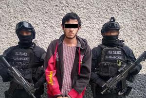 Primer detenido en Mérida; extorsionaba a mujer con fotos íntimas