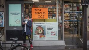 Francia empezará a vender autotest de covid en las farmacias el 12 de abril