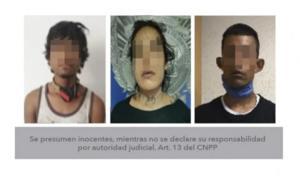 Caen 3 sujetos por presunto homicidio de menor en capital de SLP