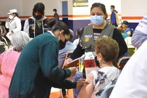 Esperan en Monclova 20 mil vacunas para lasegunda dosis de 'abuelitos'