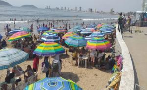 Cierran playas en cuatro municipios de Sinaloa por saturación