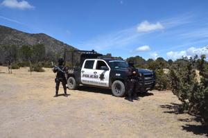 Refuerzan vigilancia en Saltillo yArteaga para prevenir incendios