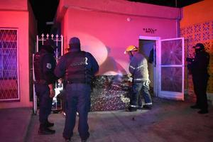 Pirómano casi incendia casa en Monclova